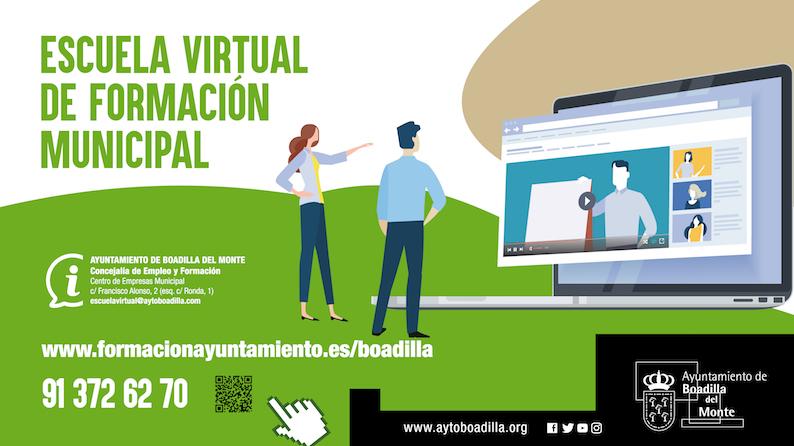 Nueva Escuela Virtual de Formación gratuita