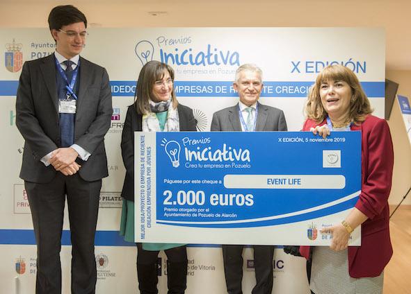 La Economía Circular y la lucha contra la COVID-19 contarán en IV Premios Iniciativa de Pozuelo