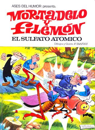 Exposición sobre el mago del humor Francisco Ibáñez en el MIRA de Pozuelo
