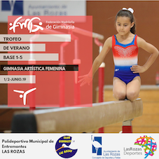 Trofeo de Verano de Gimnasia Artística Femenina