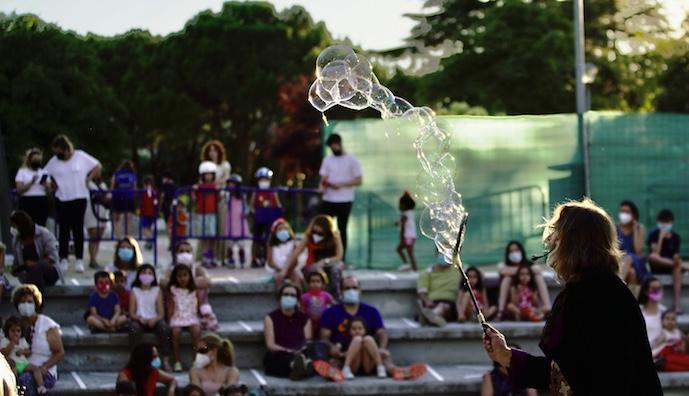 Los Veranísimos de Las Rozas colgaron el cartel de completo en julio