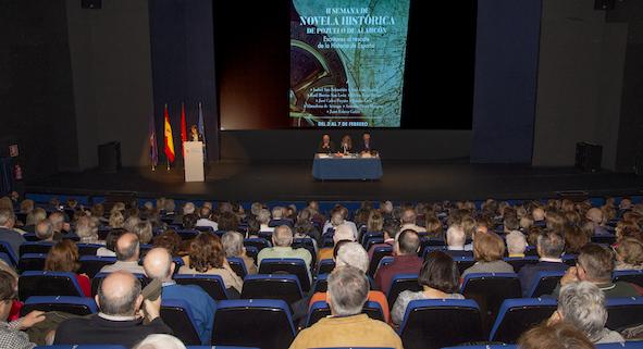 La novela histórica es protagonista esta semana en el MIRA Teatro