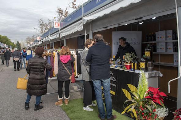 Se abre plazo de inscripción para participar en la Feria del Regalo Navideño de Pozuelo