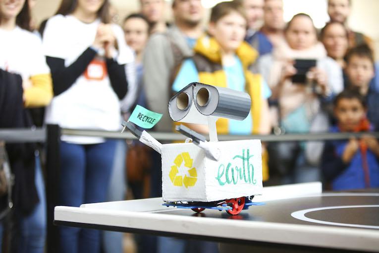 Talleres de robótica, visitas y actividades gratuitas en la Semana de la Ciencia