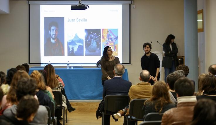 Las Rozas contará con el primer Club de Diseño Gráfico a partir de enero