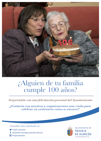 Visitas al Ayuntamiento de Pozuelo por los 100 años
