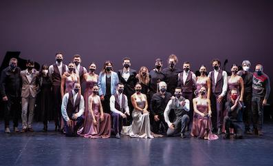 Antonio Canales se sube al MIRA Teatro de Pozuelo este sábado