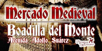 Mercado Medieval en Boadilla hasta la media noche