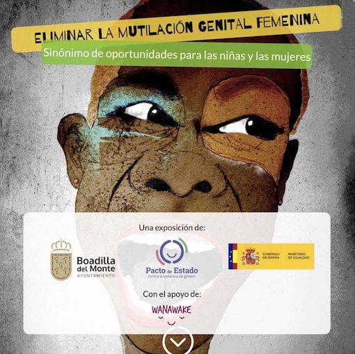 Exposición virtual sobre la realidad de la mutilación genital femenina