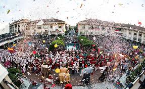 Los pañuelos de las peñas de Pozuelo colgarán del Ayuntamiento los días de las fiestas patronales