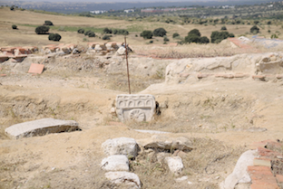 Nuevas excavaciones en el cerro de San Babilés