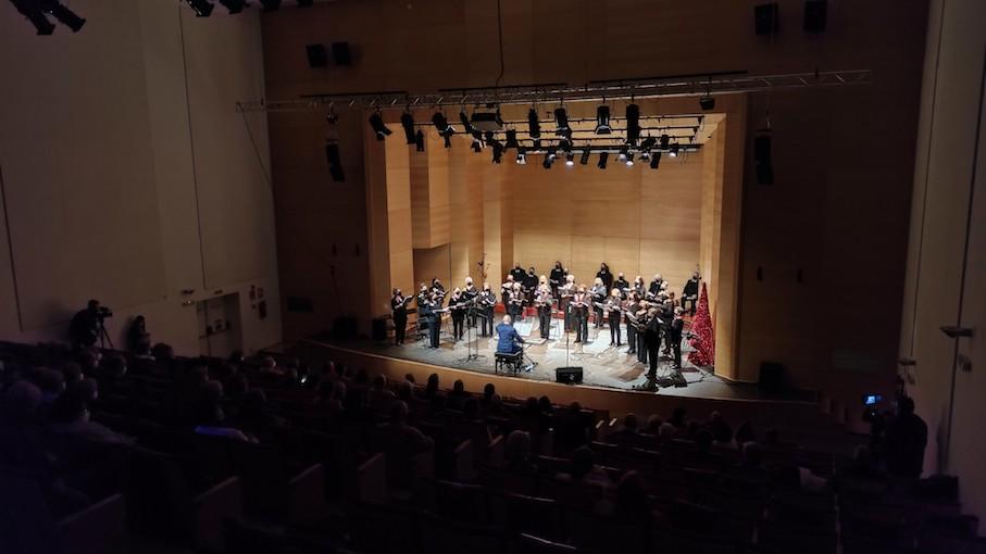 La música sonará en el Auditorio y en las Iglesias de Boadilla en Navidad