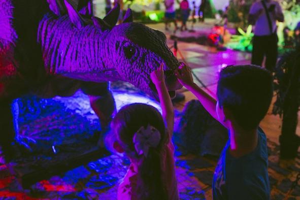La exposición Dinosaurs Tour llega a Las Rozas