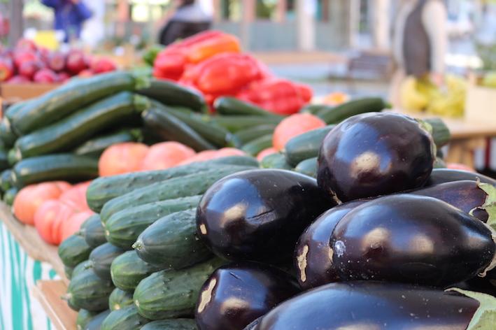 Los mejores productos locales y ecológicos este sábado en la Feria Verde de Las Rozas