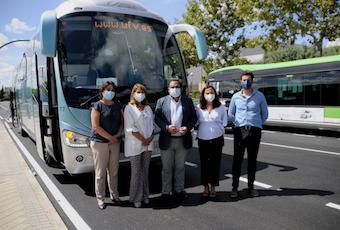 Autobús gratuito de Boadilla a la Universidad Francisco de Vitoria de Alcorcón