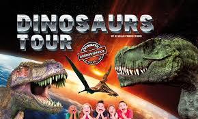 """La exposición """"Dinosaurs Tour"""" se podrá visitar en Las Rozas en septiembre"""
