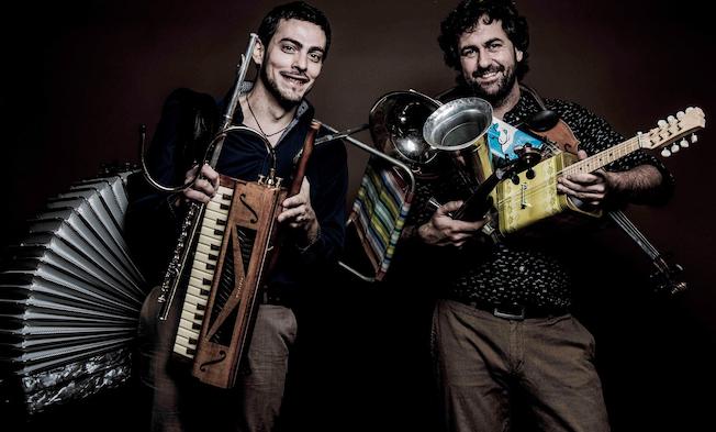 Los instrumentos más insólitos con Fetén Fetén este sábado en Las Rozas