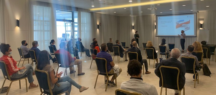 Programa de apoyo para profesionales emprendedores en Las Rozas
