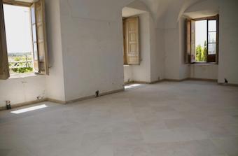 Reforma de las estancias del Palacio