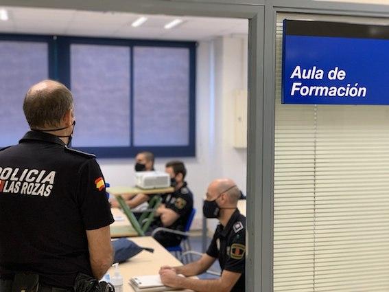 La Policía Local de Las Rozas se especializa en casos de ocupación ilegal de viviendas