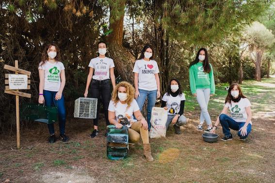 Los jóvenes de Las Rozas se unen al nuevo programa de voluntariado