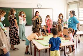 Nueva convocatoria de ayudas para material escolar en Pozuelo
