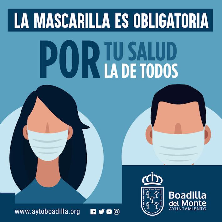 Boadilla es el municipio de más de 50.000 habitantes con menor incidencia acumulada de casos COVID-19