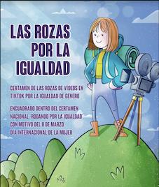 Las Rozas lanza un concurso en Tik Tok para reflexionar sobre la desigualdad de género con motivo del Día Internacional de la Mujer