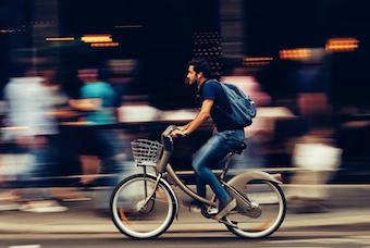 La calle Samuel Bronston de Las Rozas será para los peatones y ciclistas durante la Semana Europea de la Movillidad