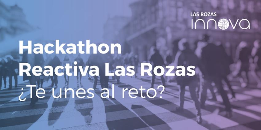 La Hackathon de Las Rozas planta cara a la COVID-19