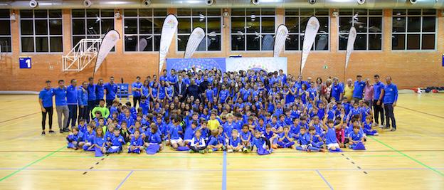 650 niños de Las Rozas participarán en los Juegos Deportivos Municipales