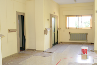 Comienzan las obras en los centros educativos públicos de Boadilla