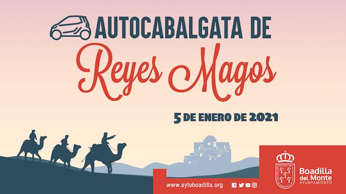 Consigue tu entrada para la Autocabalgata de Reyes de Boadilla