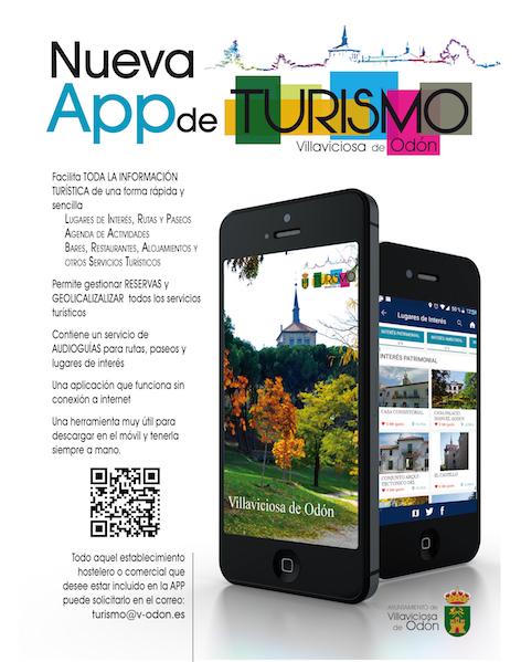 Nueva app para hacer turismo por Villaviciosa