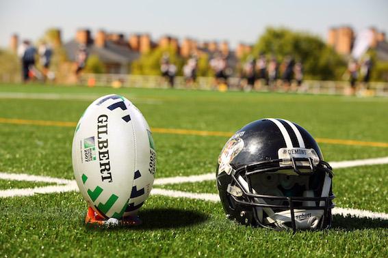 Se amplían las instalaciones del Centro de Rugby de Las Rozas