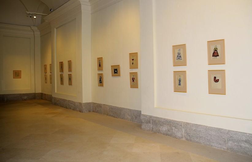 Picasso, Falla, Dalí en el Palacio de Boadilla