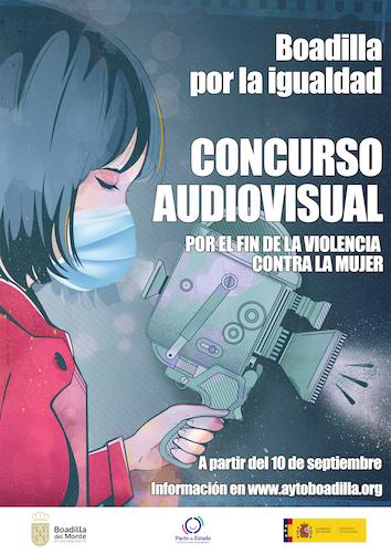 Concurso audiovisual Boadilla por la igualdad