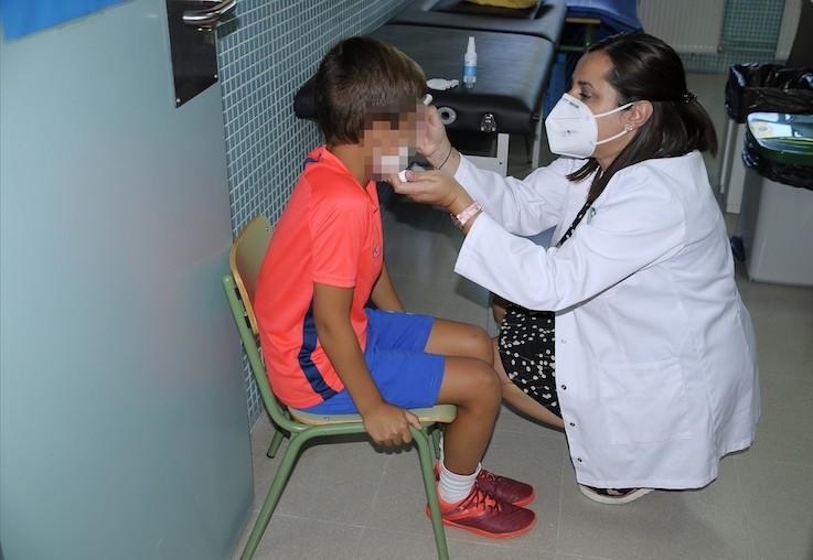 Un enfermero trabajará toda la jornada en los colegios públicos de Boadilla