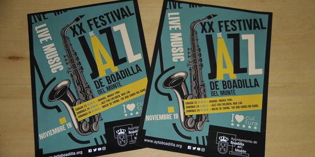 María Toro, Noa Lur y The Bob Sands Big Band en el XX Festival de Jazz de Boadilla