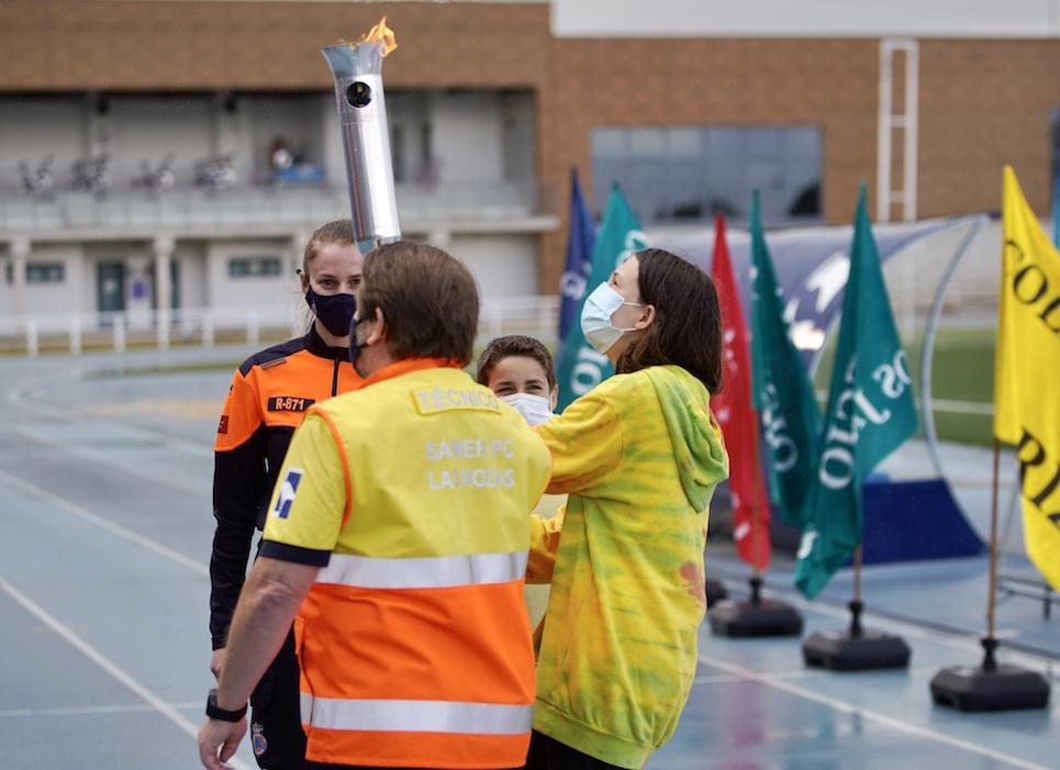 Nuevos retos y pruebas inclusivas en las Olimpiadas Escolares de Las Rozas