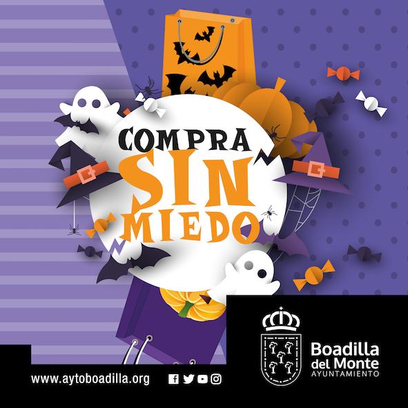Halloween trae descuentos y ofertas en más de 100 comercios y restaurantes de Boadilla