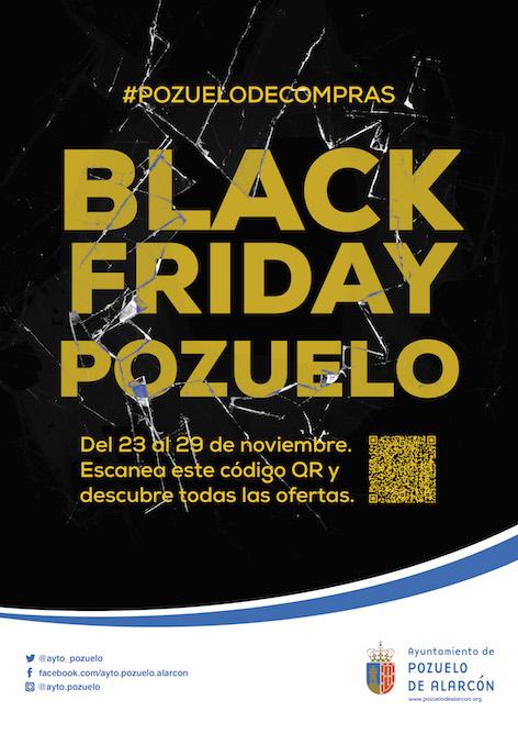 Arranca el Black Friday Pozuelo