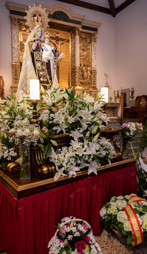 Pozuelo suspende las Fiestas de la Virgen del Carmen ante el aumento de contagios