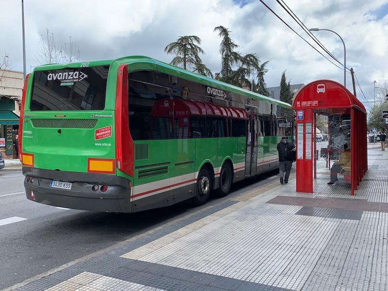 Aumenta el número de expediciones de las líneas de autobús 561 y 651 de Majadahonda