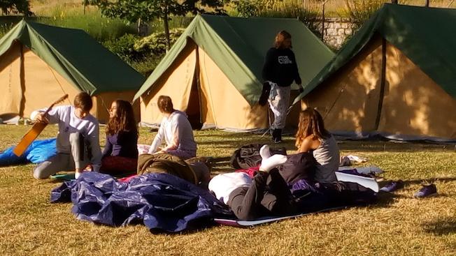 Campamentos de verano para jóvenes de Las Rozas