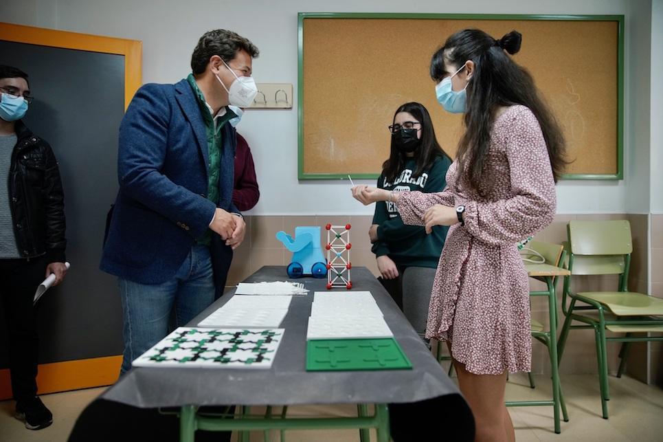 Éxito del torneo de robótica escolar Desafío Las Rozas