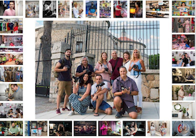 El comercio de Villaviciosa de Odón ocupa un espacio en el Coliseo de la Cultura