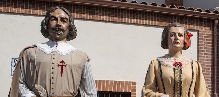 Dos Reyes del siglo XVIII inaugurarán las fiestas patronales de Pozuelo