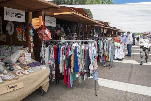 Arranca la Feria del Comercio de Pozuelo