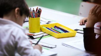 Arrancan el curso escolar en Las Rozas
